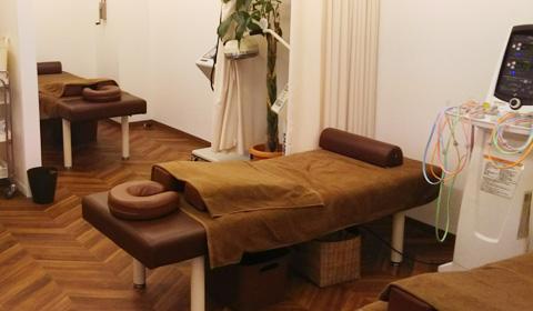 診療ベッド