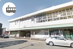 常磐線北松戸駅から徒歩2分