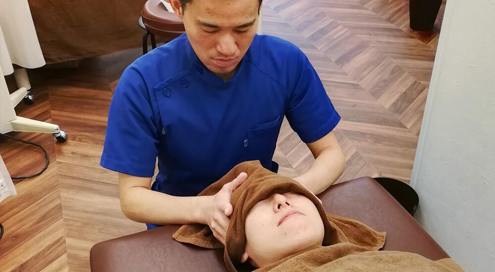 まほろば接骨鍼灸院の得意なこと03 交通事故治療メニュー